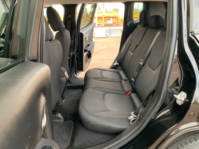 2017 Jeep Renegade Sport 3 MONT/3,000 MILE NATIONAL POWERTRAIN WARRANTY Mesa, Arizona 10