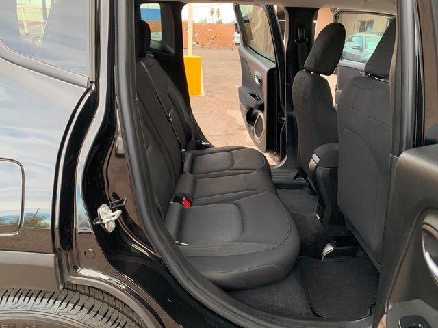 2017 Jeep Renegade Sport 3 MONT/3,000 MILE NATIONAL POWERTRAIN WARRANTY Mesa, Arizona 12