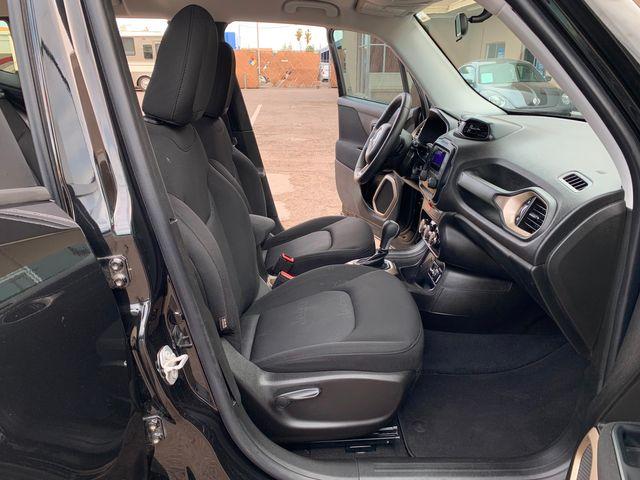 2017 Jeep Renegade Sport 3 MONT/3,000 MILE NATIONAL POWERTRAIN WARRANTY Mesa, Arizona 13