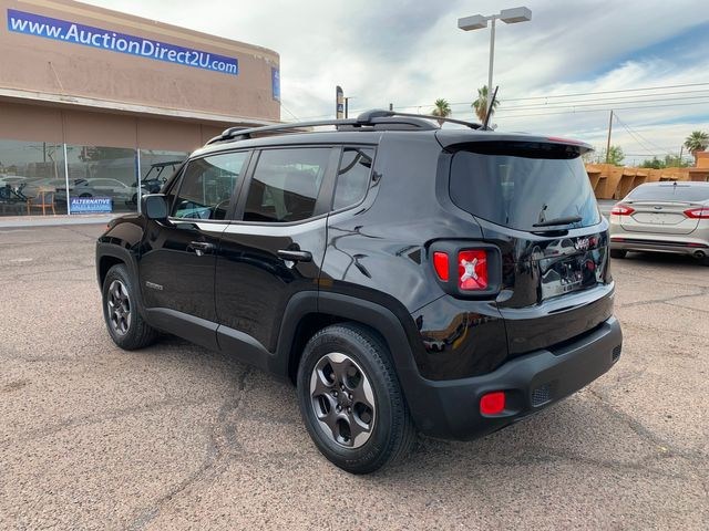 2017 Jeep Renegade Sport 3 MONT/3,000 MILE NATIONAL POWERTRAIN WARRANTY Mesa, Arizona 2