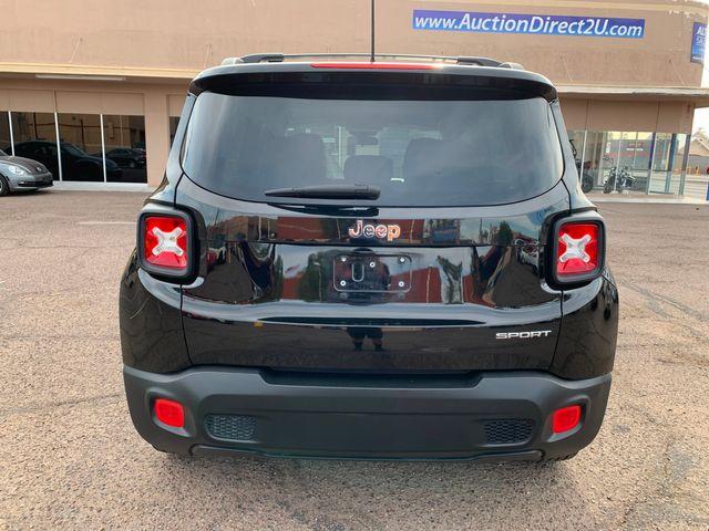 2017 Jeep Renegade Sport 3 MONT/3,000 MILE NATIONAL POWERTRAIN WARRANTY Mesa, Arizona 3
