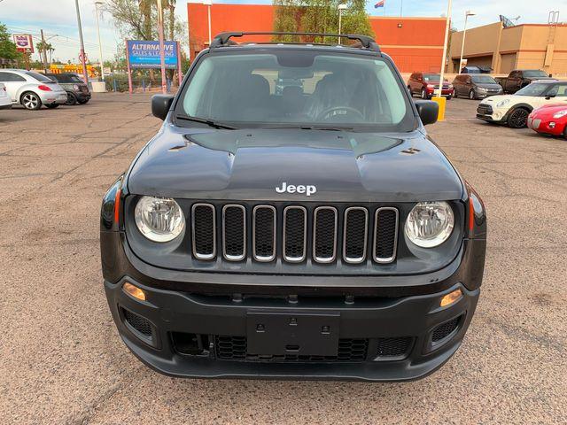 2017 Jeep Renegade Sport 3 MONT/3,000 MILE NATIONAL POWERTRAIN WARRANTY Mesa, Arizona 7