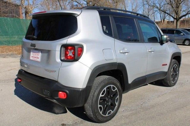 2017 Jeep Renegade Trailhawk St. Louis, Missouri 4