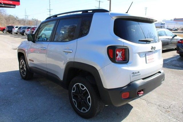 2017 Jeep Renegade Trailhawk St. Louis, Missouri 6
