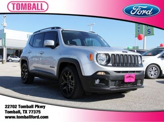 2017 Jeep Renegade Altitude in Tomball, TX 77375