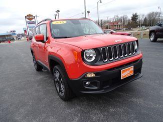 2017 Jeep Renegade Latitude in Valparaiso, Indiana 46385