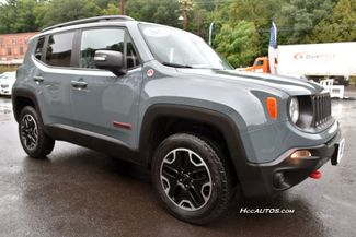 2017 Jeep Renegade Trailhawk Waterbury, Connecticut 7