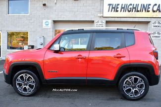2017 Jeep Renegade Limited Waterbury, Connecticut 3