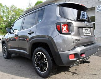 2017 Jeep Renegade Trailhawk Waterbury, Connecticut 4