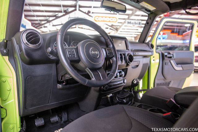 2017 Jeep Wrangler Sport 4x4 in Addison, Texas 75001