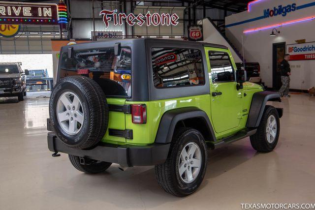 2017 Jeep Wrangler Sport 4x4 in Addison, Texas 75001