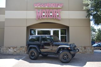 2017 Jeep Wrangler Willys Wheeler in Arlington, Texas 76013