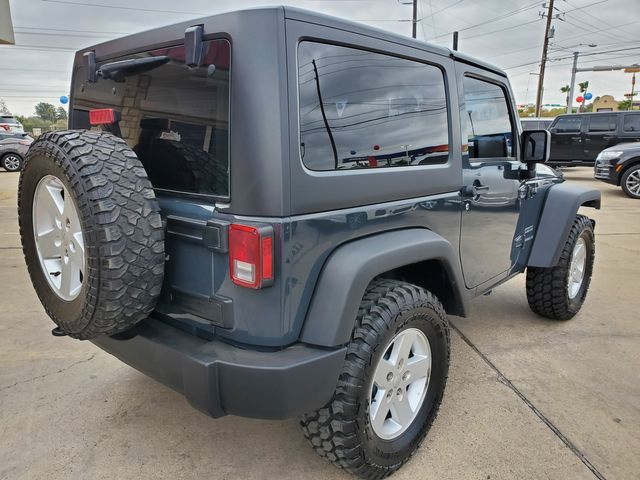 2017 Jeep Wrangler Sport in Brownsville, TX 78521