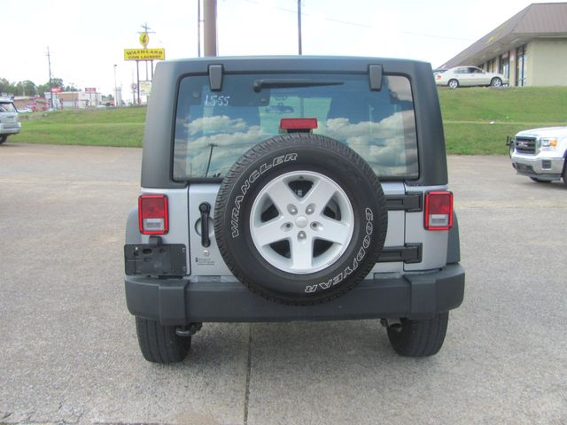 2017 Jeep Wrangler Sport Dickson, Tennessee 3