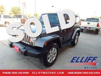 2017 Jeep Wrangler Sahara 4X4 in Harlingen, TX 78550