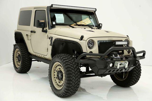 2017 Jeep Wrangler Sport Custom Houston, Texas 1