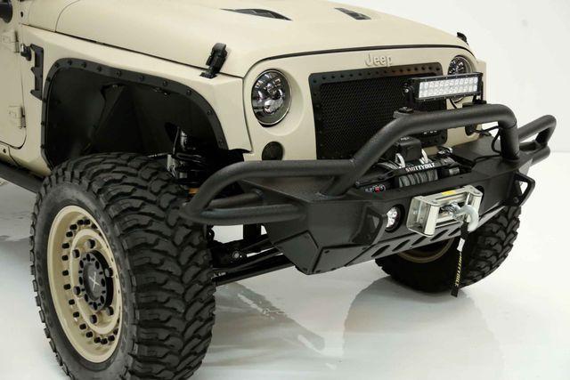 2017 Jeep Wrangler Sport Custom Houston, Texas 4