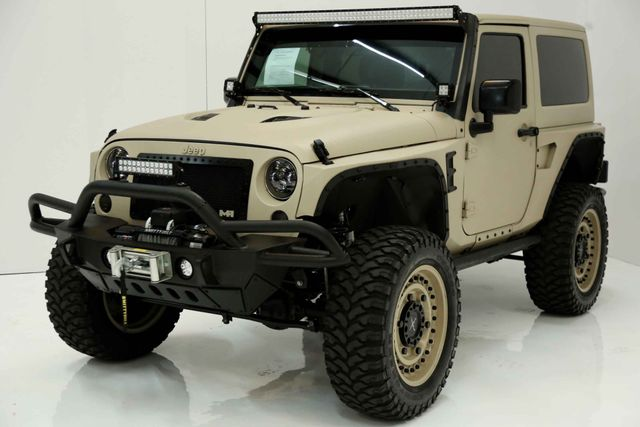 2017 Jeep Wrangler Sport Custom Houston, Texas 3