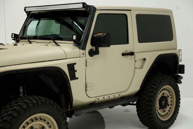 2017 Jeep Wrangler Sport Custom Houston, Texas 9
