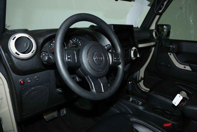 2017 Jeep Wrangler Sport Custom Houston, Texas 25