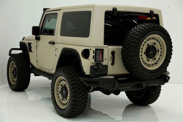 2017 Jeep Wrangler Sport Custom Houston, Texas 10