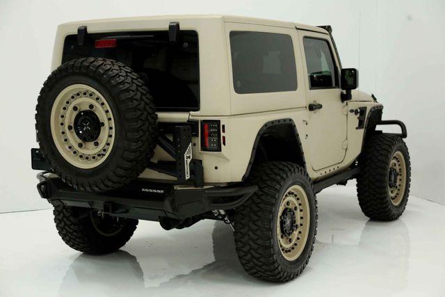 2017 Jeep Wrangler Sport Custom Houston, Texas 12