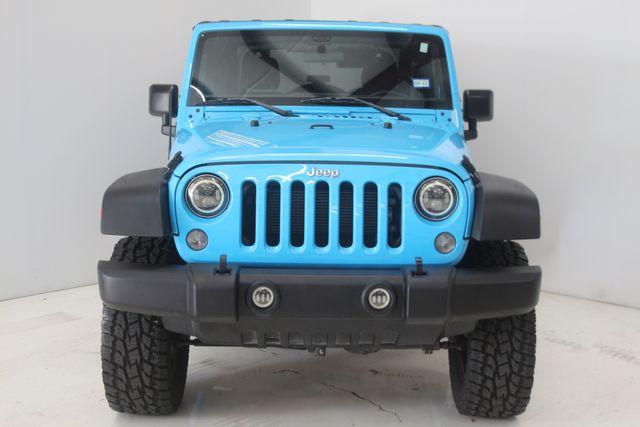 2017 Jeep Wrangler Sport Houston, Texas 1