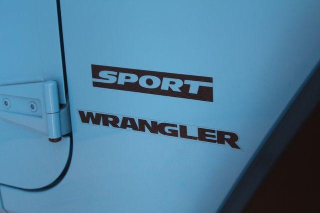 2017 Jeep Wrangler Sport Houston, Texas 12
