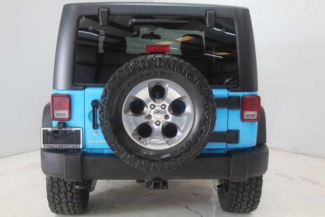 2017 Jeep Wrangler Sport Houston, Texas 14