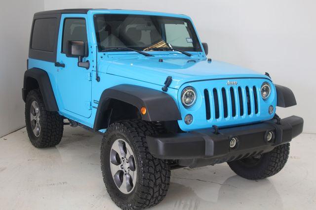 2017 Jeep Wrangler Sport Houston, Texas 2