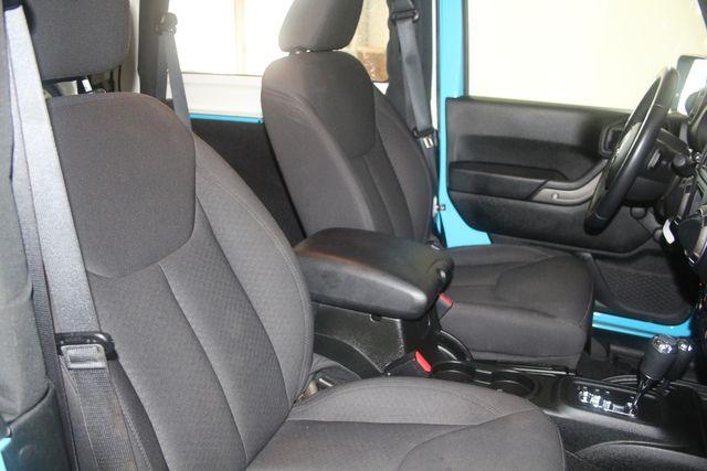 2017 Jeep Wrangler Sport Houston, Texas 34