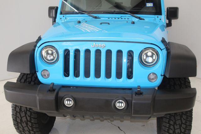 2017 Jeep Wrangler Sport Houston, Texas 4