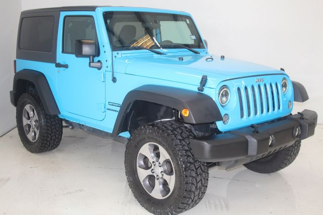 2017 Jeep Wrangler Sport Houston, Texas 6