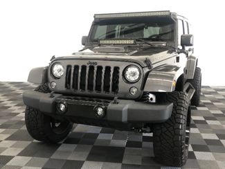 2017 Jeep Wrangler Unlimited Sahara 4WD in Lindon, UT 84042