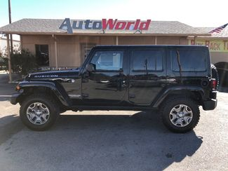 2017 Jeep Wrangler Unlimited Rubicon 4x4 in Marble Falls, TX 78654