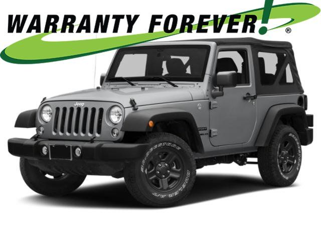 2017 Jeep Wrangler Sport in Marble Falls, TX 78654