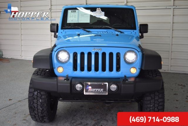 2017 Jeep Wrangler Unlimited Rubicon LIFTING!! HLL in McKinney Texas, 75070