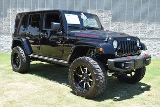 2017 Jeep Wrangler Unlimited Rubicon LIFTED W/CUSTOM WHEELS AND TIRES in McKinney Texas, 75070