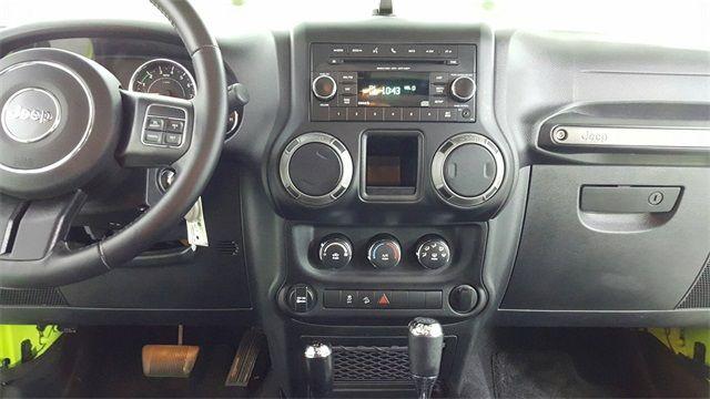 2017 Jeep Wrangler Unlimited Sport Lifted w/Custom Wheels in McKinney, Texas 75070