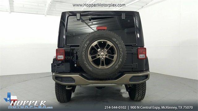 2017 Jeep Wrangler Unlimited Sahara 1941 EDITION in McKinney, Texas 75070