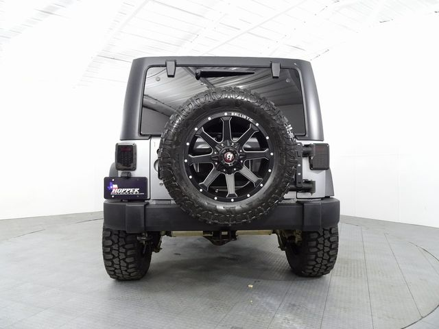 2017 Jeep Wrangler Unlimited Sport Custom Lift, Wheels & Tires in McKinney, Texas 75070