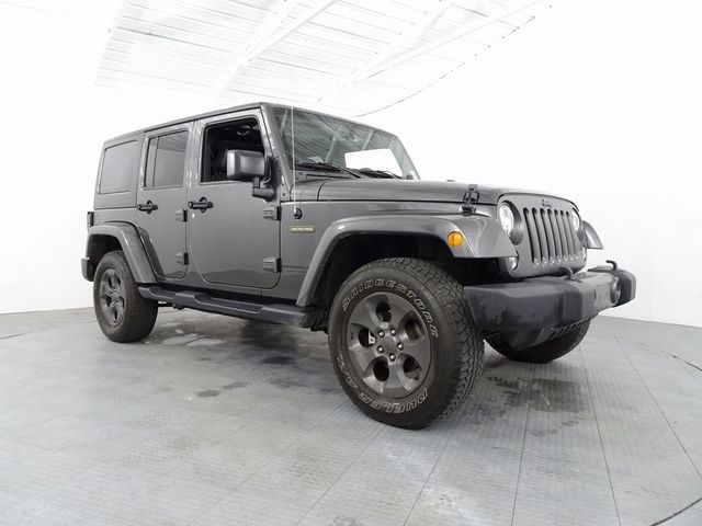 2017 Jeep Wrangler Unlimited Freedom Edition LIFT/CUSTOM WHEELS AN...