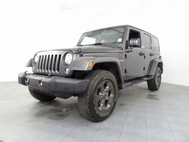2017 Jeep Wrangler Unlimited Freedom Edition LIFT/CUSTOM WHEELS AN... in McKinney, Texas 75070