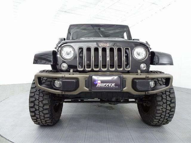 2017 Jeep Wrangler Unlimited Sahara 75th Anniversary Edition LIFT/... in McKinney, Texas 75070