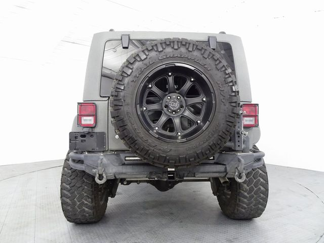 2017 Jeep Wrangler Unlimited Rubicon Starwood Conversion in McKinney, Texas 75070