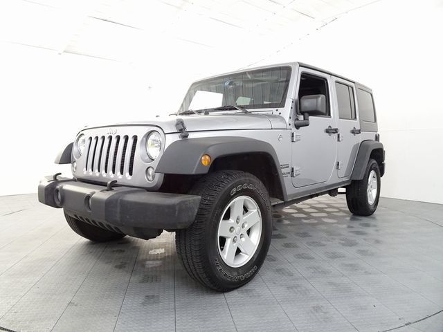 2017 Jeep Wrangler Unlimited Sport in McKinney, Texas 75070