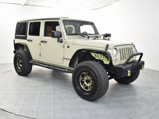 2017 Jeep Wrangler Unlimited Rubicon LIFT/CUSTOM WHEELS AND TIRES in McKinney, Texas 75070