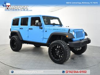 2017 Jeep Wrangler Unlimited Rubicon Custom Lift, Wheels and Tires in McKinney, Texas 75070