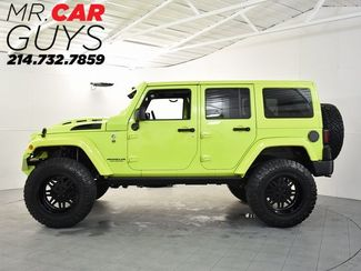 2017 Jeep Wrangler Unlimited Rubicon in McKinney, TX 75070