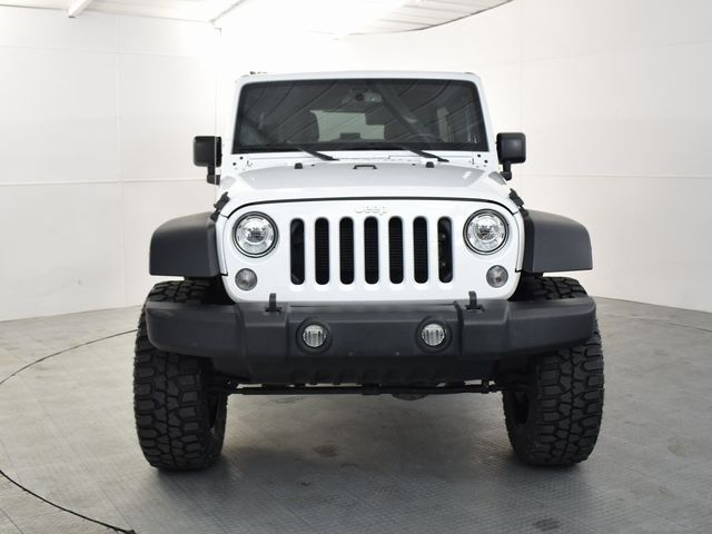 2017 Jeep Wrangler Unlimited Sport Custom Lift, Wheels and Tires in McKinney, Texas 75070